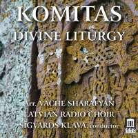 Komitas: Divine Liturgy