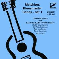 Matchbox Bluesmaster Series 1
