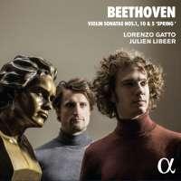 """Beethoven: Violin Sonatas Nos. 1; 10 & 5 """"Spring"""""""