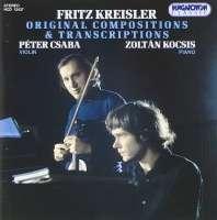 Kreisler: Original compositions & transcriptions