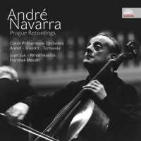 Navarra André - Prague Recordings