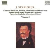 The Best of Johann.Strauss Jr.  vol. 5