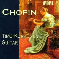 Chopin: Works for Guitar