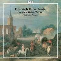 Buxtehude: Complete Organ Works Vol. 1
