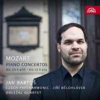 Mozart: Piano Concerto Nos. 12 & 20