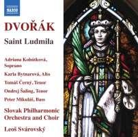 Dvorak: Saint Ludmila