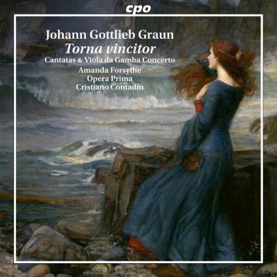Graun: Cantatas & Viola da Gamba Concerto
