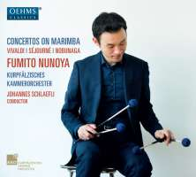 Concertos on Marimba