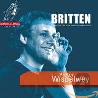 Britten: 3 Suites For Violincello Solo