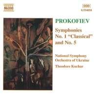 PROKOFIEV: Symphony no. 1