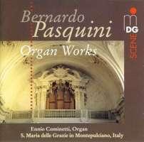 Pasquini: Organ Works