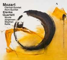 Mozart: Clarinet Quintet; Horn Quintet
