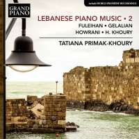 Lebanese Piano Music Vol. 2