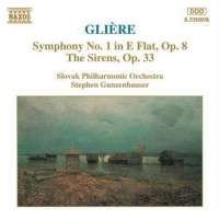 GLIERE: Symphony No. 1, The Sirens
