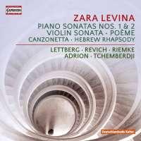 Levina: Piano Sonatas Nos. 1 & 2; Violin Sonata