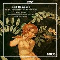 Reinecke: Flute Concerto; Ballad for Flute & Orchestra; Sonatas for Flute & Piano
