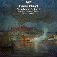 Eklund: Symphonies Nos. 3, 5 & 11