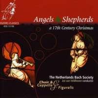 Angels & Shepherds - a 17th Century Christmas