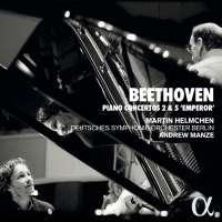 """Beethoven: Piano Concertos 2 & 5 """"Emperor"""""""