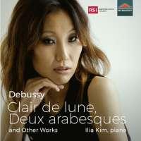 Debussy: Clair de Lune; Arabesques