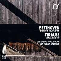Beethoven: Symphony No. 3; Strauss: Metamorphosen