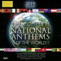 The Complete National Anthems of the World, 2019 Edition