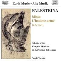 PALESTRINA: Missa L'Homme Armee