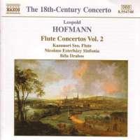 HOFMANN: Flute Concertos vol. 2