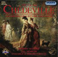Chédeville: Pieces for Hurdy Gurdy and Bass Op. 9