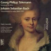 WYCOFANY   TELEMANN / BACH: Sonatas & trios