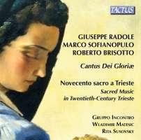 Sacred Music in Twentieth-Century Trieste