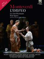 MONTEVerdi: L`Orfeo ( DVD + BLU RAY )