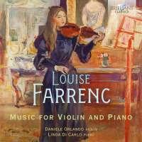Farrenc: Music for Violin & Piano