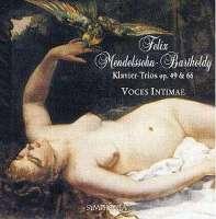 Mendelssohn: Klaviertrios Nr.1 & 2