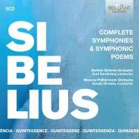 Quintessence Sibelius: Complete Symphonies & Symphonic Poems