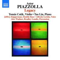 Piazzolla: Legacy