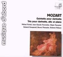 Mozart: Quintette pour clarinette