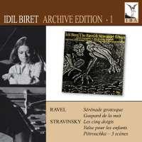 RAVEL: Gaspard de la nuit / STRAVINSKY: 3 Movements from Petrushka
