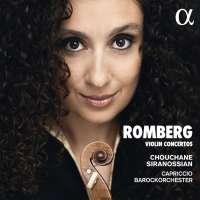 Romberg: Violin Concertos