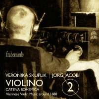 VIOLINO 2 – Catena Bohemica