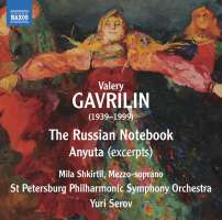 Gavrilin: The Russian Notebook