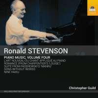 Stevenson: Piano Music Vol. 4