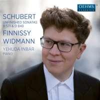 Schubert: Unfinsihed Sonatas