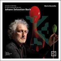 Bach: Sonatas & Partitas for solo violoncello piccolo