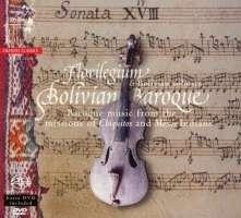 BOLIVIAN BAROQUE ( SACD + DVD )