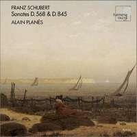 Schubert: Sonates D. 568 & D. 845