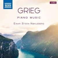 Grieg: Piano Music