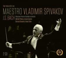 BACH: Concertos BWV 1052