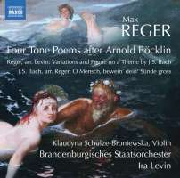Reger: Four Tone Poems after Arnold Böcklin