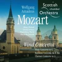 Mozart: Wind Concertos